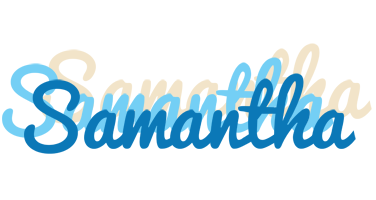 Samantha breeze logo