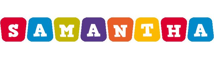 Samantha daycare logo