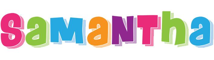 Samantha friday logo