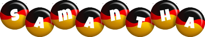 Samantha german logo