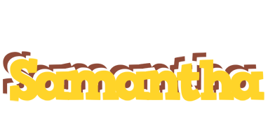 Samantha hotcup logo