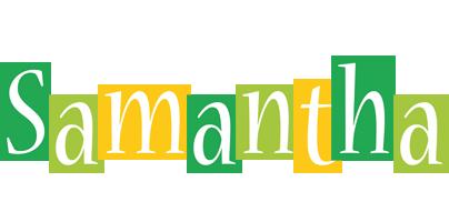 Samantha lemonade logo