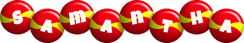 Samantha spain logo