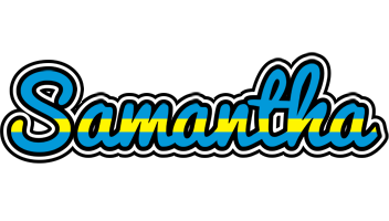 Samantha sweden logo