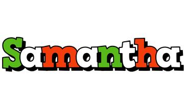 Samantha venezia logo