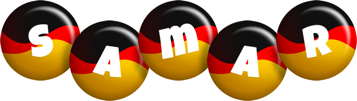 Samar german logo