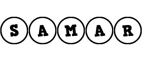 Samar handy logo