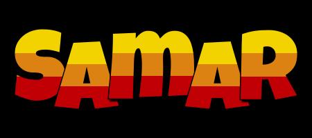 Samar jungle logo