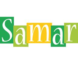 Samar lemonade logo