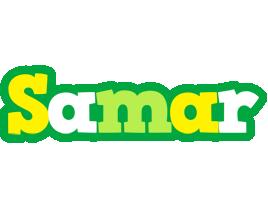 Samar soccer logo