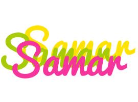 Samar sweets logo