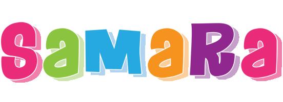 Samara friday logo