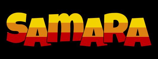 Samara jungle logo