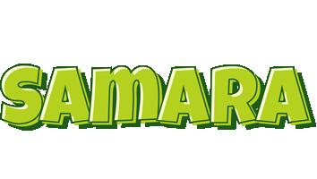 Samara summer logo