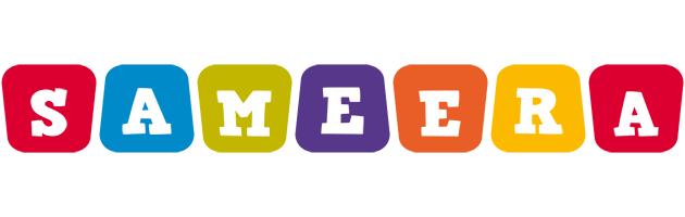 Sameera daycare logo