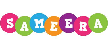 Sameera friends logo