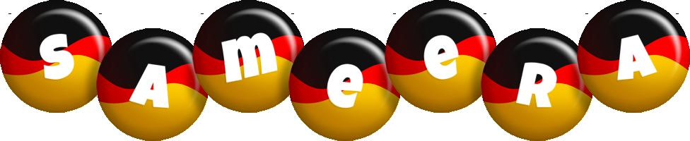 Sameera german logo