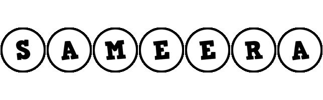 Sameera handy logo