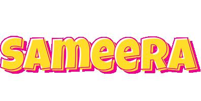 Sameera kaboom logo