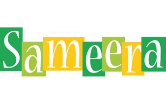 Sameera lemonade logo