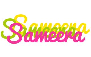 Sameera sweets logo