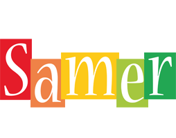Samer colors logo