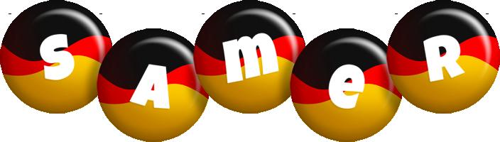 Samer german logo