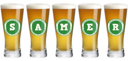 Samer lager logo
