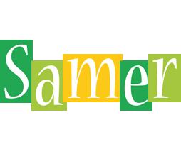 Samer lemonade logo