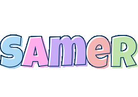 Samer pastel logo