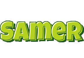 Samer summer logo