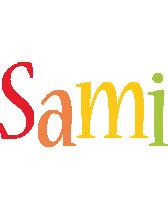 Sami birthday logo