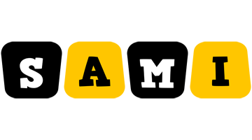 Sami boots logo