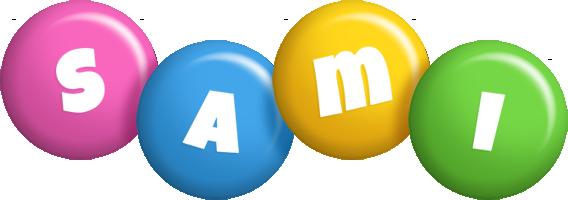 Sami candy logo