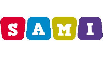 Sami daycare logo