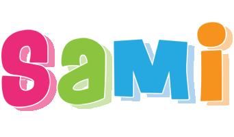 Sami friday logo