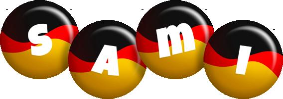 Sami german logo