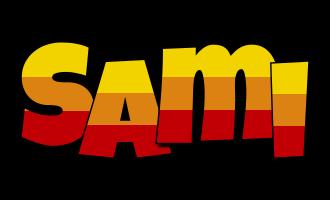 Sami jungle logo