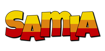 Samia jungle logo