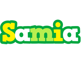 Samia soccer logo