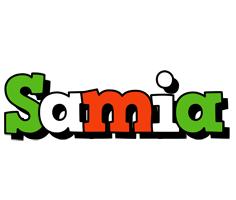 Samia venezia logo