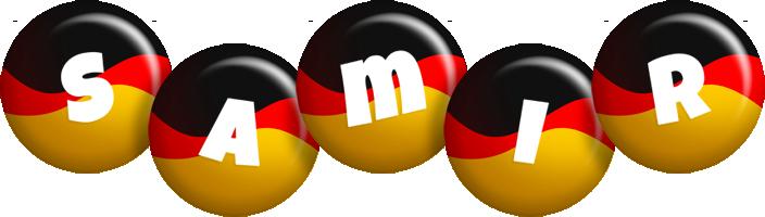 Samir german logo