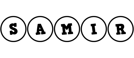 Samir handy logo