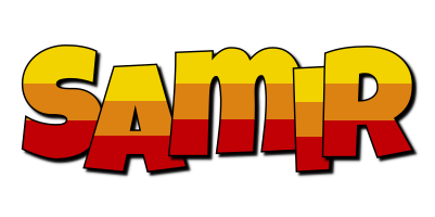 Samir jungle logo