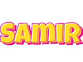Samir kaboom logo