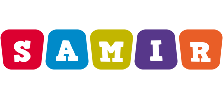 Samir kiddo logo