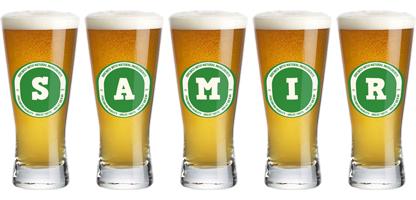 Samir lager logo