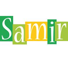 Samir lemonade logo