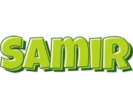Samir summer logo