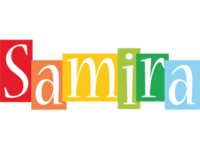 Samira colors logo